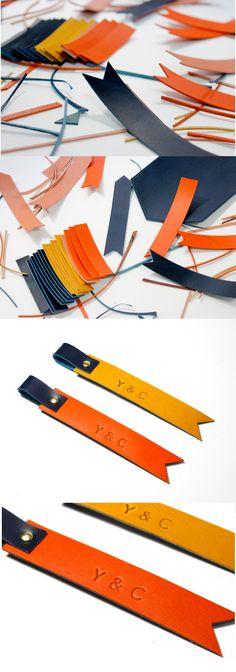 Handcrafted customized bookmarks with Zichün. . . . . . . . . . . . #art #design #fashion #love #gifts #giftidea #giftideas #giftguide #giftforhim #giftforher #giftforwomen #giftformen #Christmasgifts #Christmas #Xmasgift #etsy #etsyshop #stylish #moderndesign #bookmarks #booklover #travel #traveller #books #leather #leathergoods #leatherworks #leathercrafts #crafts #handmadegift #personlizedgift #customize #handcraft #diycraft #Mongrammed #Mongrammedgift