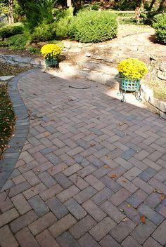 Norland Landscape brick patio