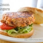 Salmon Burgers from Life Currents