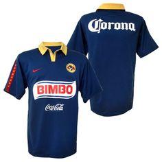 Club América 2006-2007 visitante