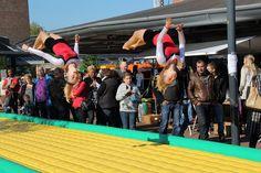 Een fotoreportage op de Boeskoolmarkt in Ter Apel...