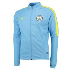 The Football Nation Ltd - Manchester City Squad Tracksuit Jacket 2016/17, �49.99…