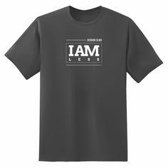 T-Shirt I Am Less - Men's