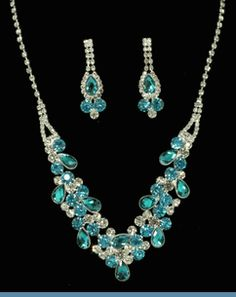 f89e801d564 Fashion Jewelry Necklaces - Blue