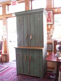 another simple primitive cupboard!