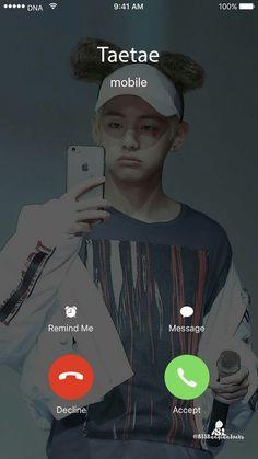 Bts Taehyung, Kim Taehyung Funny, Bts Bangtan Boy, Bts Jungkook, Bts Boys, Foto Bts, K Pop, Bts Wallpaper Lyrics, Bts Texts