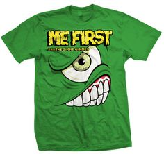 Me First And The Gimme Gimmes NOFX Men's Graphic Tee Shirt T-shirt S M L XL #TSURT #GraphicTee