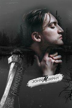 #the100 #johnmurphy