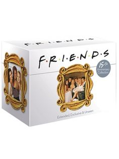 Friends: Complete Series 1-10 DVD