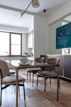 "Apartments Almaty ""Dostyk Residence"" - Picture gallery Dining Chairs, Dining Set, Dining Room Table, Contemporary Dining Table, Lounge Areas, Breakfast Nook, Chair Backs, Relax, Home And Garden"