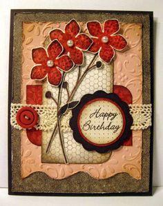 CC282 MMTPT105 CC282 Happy Birthday by krischir - Cards and Paper Crafts at Splitcoaststampers