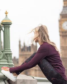 Outdoor workouts just got better with technical bum-sculpting leggings and thermal activewear.