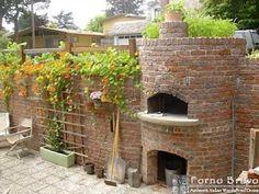 17 Best Ideas About Steinofen Bauen On Pinterest Steinofen Pizza über die Brunnen Mauern Klinker