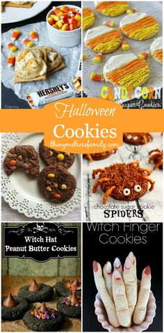 Halloween Cookies collected by The NY Melrose Family