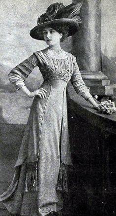 1900 edwardian fashion - Google Search