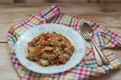 Pollo con almendras y verduras en Cookeo   La cocina perfecta