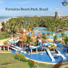 Compare Cheap rates to Fortaleza, Brazil! Wanderlust, Adventure, Park, World, Brazil Travel, Beach, Places, Photo Wallpaper, Soccer Ball