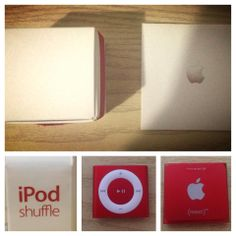 #iPod shuffle is digital audio player designed and marketed by Apple Inc. - limited edition