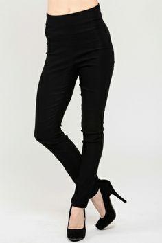 High Waist Long Pants