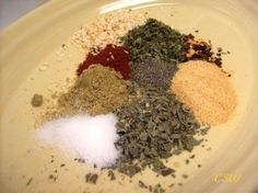 Seasoning for Italian Sausage - whether making a vegan/vegetarian recipe taste more like sausage or making a ground turkey/chicken meat substitute, this seasoning blend is spot on!