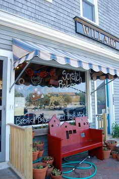 scratch.  a new addition to the faves list, it has quickly become a go-to destination for treats.