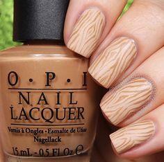 Wood nails // Patrizia Conde