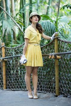 Here is Dapper Day Outfits for you. Dapper Day Outfits thousands show off their most stylish outfits for dapper day. Disneyland Outfits, Dapper Day Disneyland, Disney Dapper Day, Disney Bound Outfits, Disney Cosplay, Disney Costumes, Disneyland Costumes, Mermaid Costumes, Adult Costumes