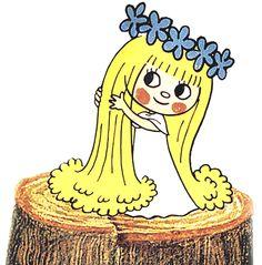 Víla Amálka (Czech cartoon for kids), illustrator Radek Pilař