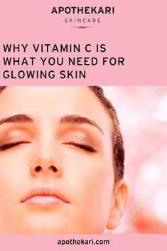 For beautiful, glowing skin! Neutralize free radicals, fade age spots & visibly improve the appearance of aging skin with a made-to-order vitamin C serum. Skincare Blog, Best Skincare Products, Skincare Routine, Anti Aging Tips, Anti Aging Skin Care, Natural Skin Care, Wrinkle Remedies, Glowy Skin, Sagging Skin