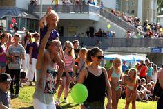 Beach Party 2014. Kuva: Nuorisopalvelut