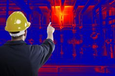 Seek Thermal RevealPRO FF (Fast Frame) - Wärmebildkamera Mit Sicherheit sichtbar... Die Seek Thermal Reveal PRO FF ist tragbar, robust und äußerst präzise. Reveal findet überall Verwendung - z.B. Lecks in Wasserleitungen finden; Dach, Wände, Fenster auf undichte Stellen prüfen; elektronische Verbindungen prüfen; Energiefresser im Haushalt finden. Auch im Sicherheitsbereich, bei Sonder-Einsatzkräften findet Seek Thermal Reveal Anwendung - speziell bei Nacht.
