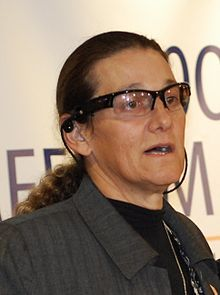 Martine Rothblatt says we shouldn't think of A.I. research as a science project, but an art project painted with code.