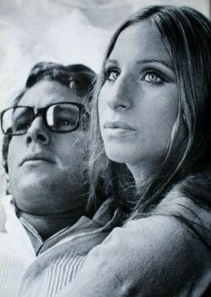 Barbra Streisand and Ryan O'Neal in What's Up Doc?, 1972.