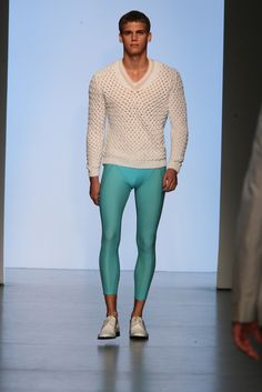 "JAJA // ""Meggings"" The Latest Trend For Men!"