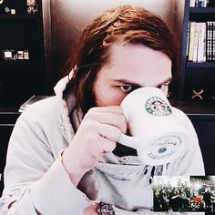 I scrolled by thinking Gee was a hipster then realised it's Gee