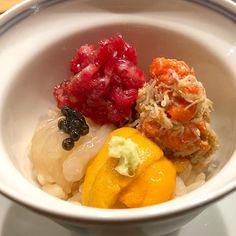 "tokyo29report 肉割烹 上 昨年末にオープンした「上」では東京ではなかなかない本格的な肉割烹が食べられます! A newly opened restaurant, ""Jyo"", offers authentic Wagyu × Japanese cuisines ! #上 #西麻布 #肉割烹 #焼肉 #ステーキ #肉 #和牛 #牛 #東京肉レポート #肉レポ #jyo #nishiazabu #yakiniku #wagyu #beef #steak #instafood #food #foodie #yummy #bbq #barbecue #tokyo #tokyo29report"