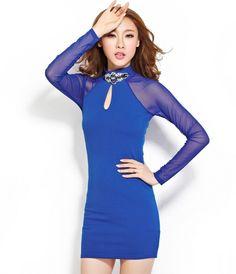 SOMETHING BORROWED LACE FRONT SWING DRESS #malaysiafashion #lacedress #dress #yoloveitmy