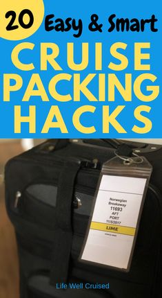 68 Best Cruise Packing Tips images in 2019 | Cruise packing tips