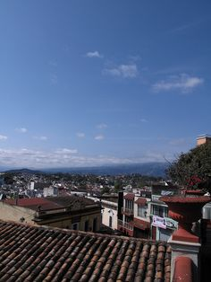 Xalapa, Veracruz, Mexico.  This is the city I lived in while I was in Mexico.