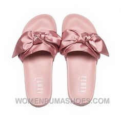 http://www.womenpumashoes.com/puma-x-fenty-bow-slide-silver-pinkpuma-silver-women-sandals-style-number-36577403-for-sale-7mm6d.html PUMA X FENTY BOW SLIDE SILVER PINK-PUMA SILVER WOMEN SANDALS STYLE NUMBER 365774-03 FOR SALE 7MM6D Only $75.94 , Free Shipping!