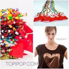 Mis accesorios un pedacito: pulseras y collares disponibles online en Topipop!  http://instagram.com/p/RxcJBvk2OK/