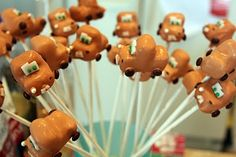 tow mater cake pops