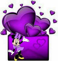 Purple minnie