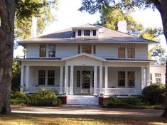 See more double columns/porch posts.