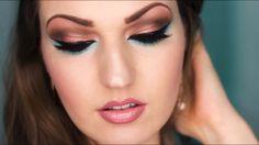 Arabian eye makeup by Julia Graf. #makeup #arabian #juliagraf