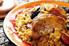 Slow Cooker Chicken Tagine Recipe