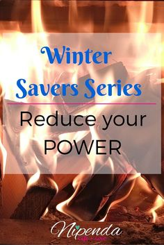 Save money on your power bill. Here are a heap of tried and tested tips to save money on your power bill - Just one of the winter savers series!