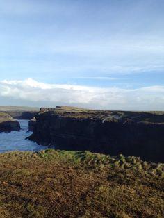 Co.Clare, cliffs