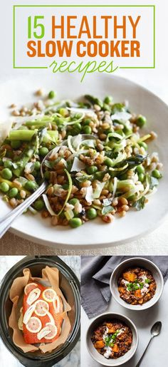 15 Slow Cooker Recipes That Are Actually Healthy!