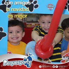 ..Amigos y compañeros para la fiesta más bonita.. #pequesparty #amigos #niñosmaracaibo #fiestainfantil #entretenimiento